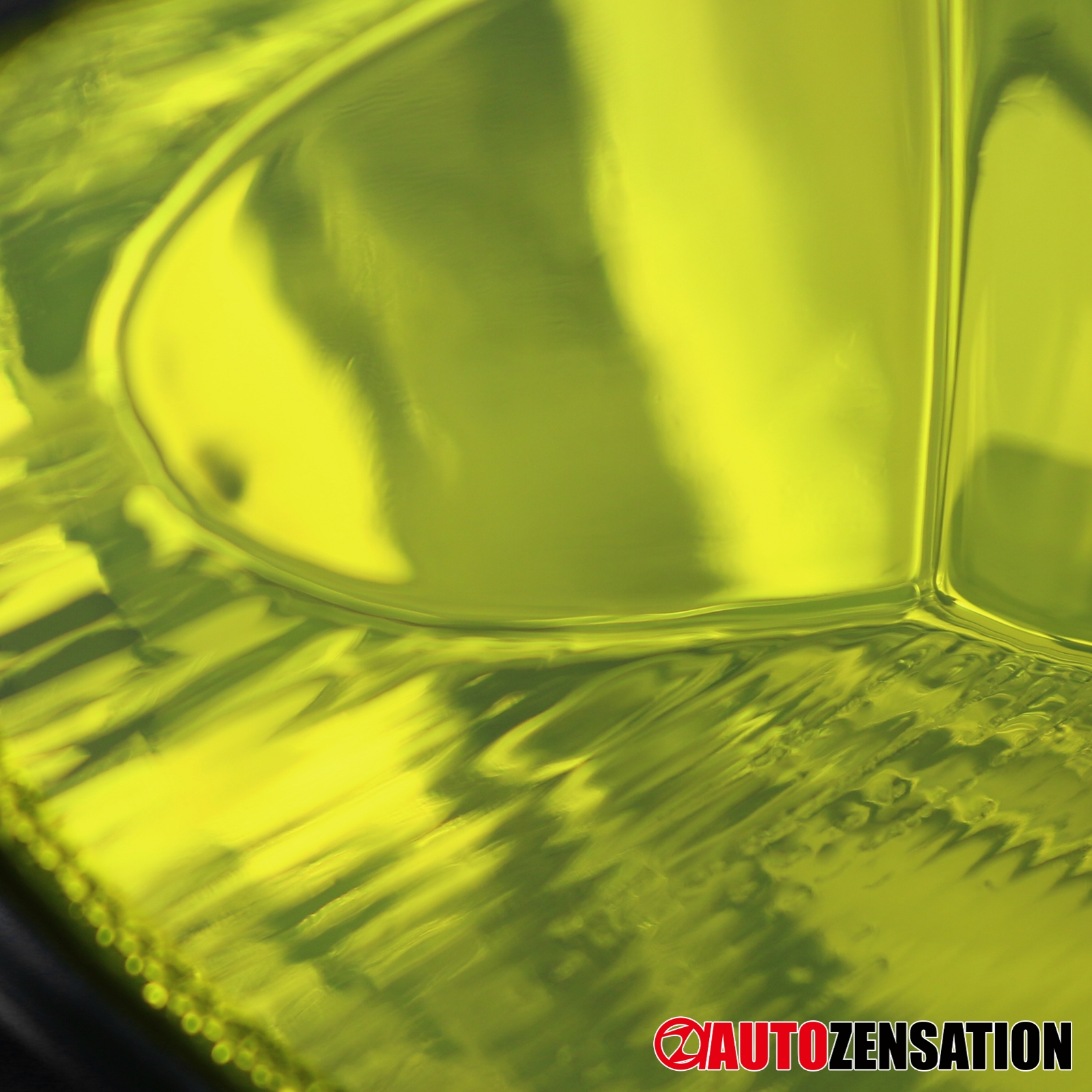 For 2001 4dr Yellow  Amber Fog Lights