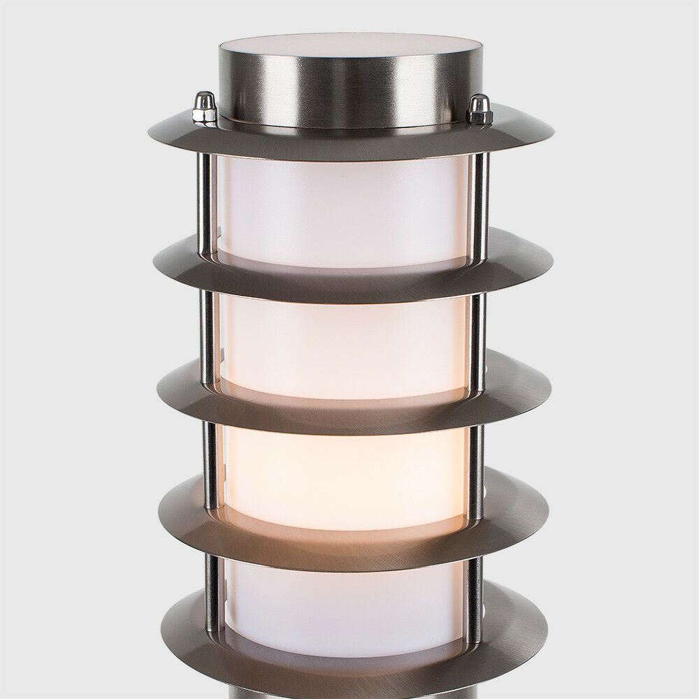 Modern-Stylish-Outdoor-Garden-Bollard-Driveway-LED-Lights-Lamp-Post-Lighting thumbnail 29