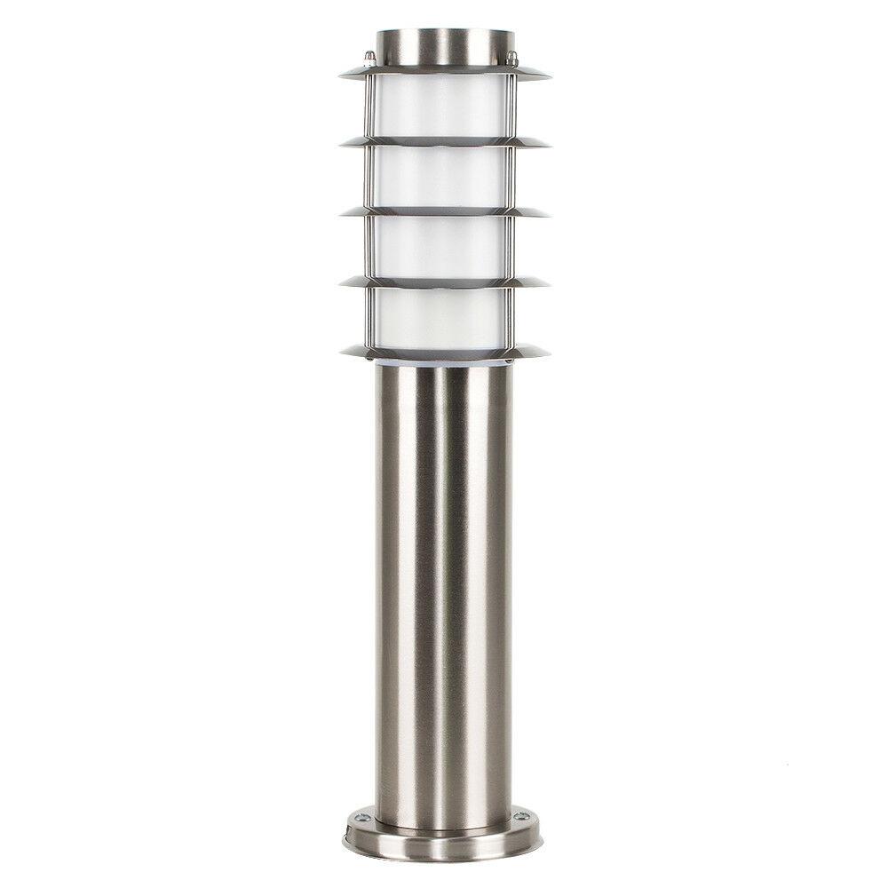 Modern-Stylish-Outdoor-Garden-Bollard-Driveway-LED-Lights-Lamp-Post-Lighting thumbnail 27