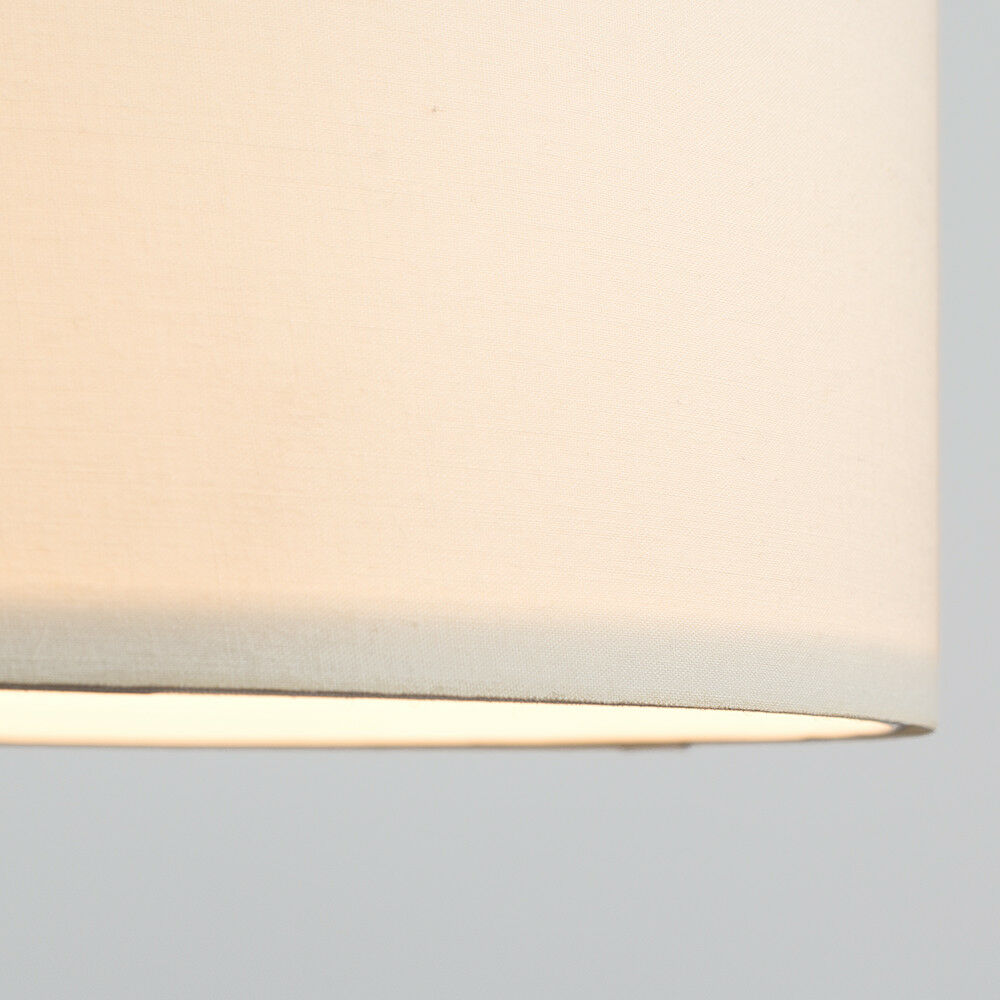 Tela-moderna-algodon-facil-ajuste-Techo-Colgante-Pantalla-De-Mesa-tonos-de-luz-de-tambor miniatura 69