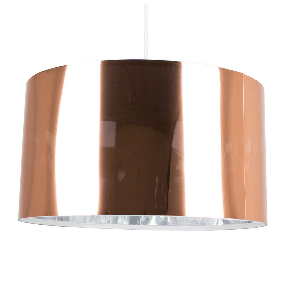 Tela-moderna-algodon-facil-ajuste-Techo-Colgante-Pantalla-De-Mesa-tonos-de-luz-de-tambor miniatura 57