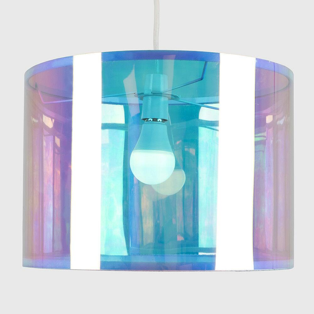 Tela-moderna-algodon-facil-ajuste-Techo-Colgante-Pantalla-De-Mesa-tonos-de-luz-de-tambor miniatura 173