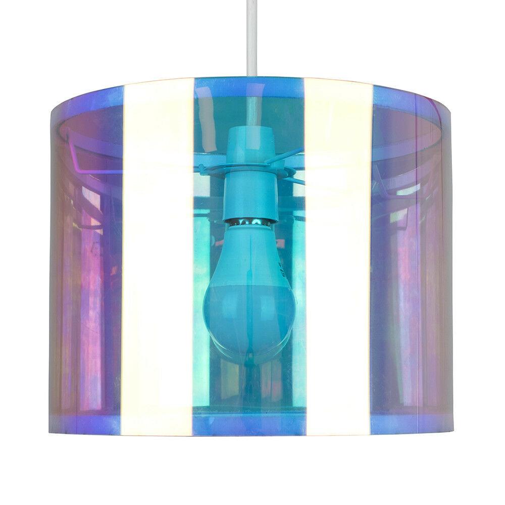 Tela-moderna-algodon-facil-ajuste-Techo-Colgante-Pantalla-De-Mesa-tonos-de-luz-de-tambor miniatura 176