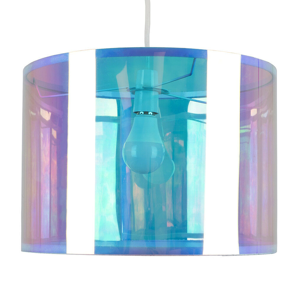 Tela-moderna-algodon-facil-ajuste-Techo-Colgante-Pantalla-De-Mesa-tonos-de-luz-de-tambor miniatura 171
