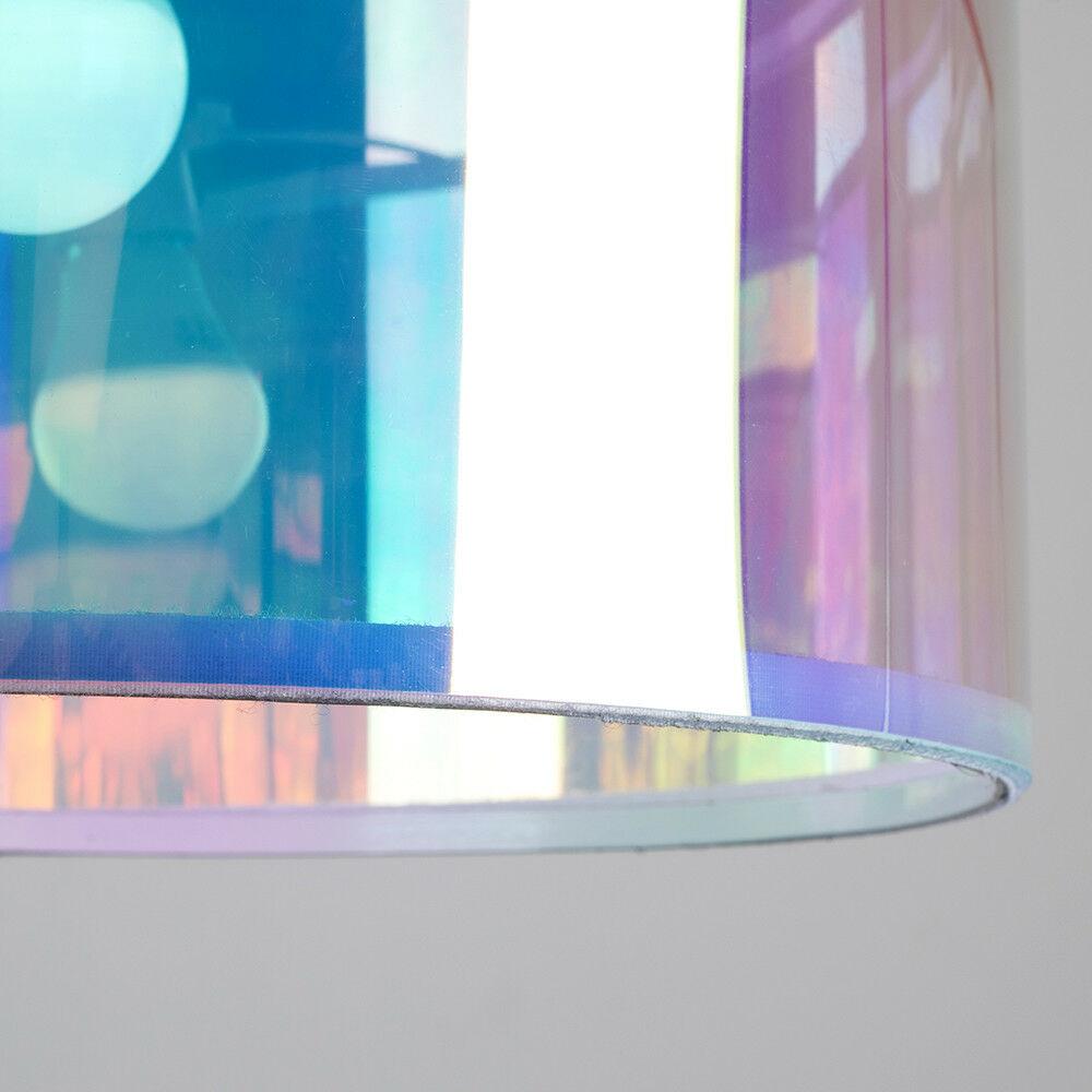 Tela-moderna-algodon-facil-ajuste-Techo-Colgante-Pantalla-De-Mesa-tonos-de-luz-de-tambor miniatura 174