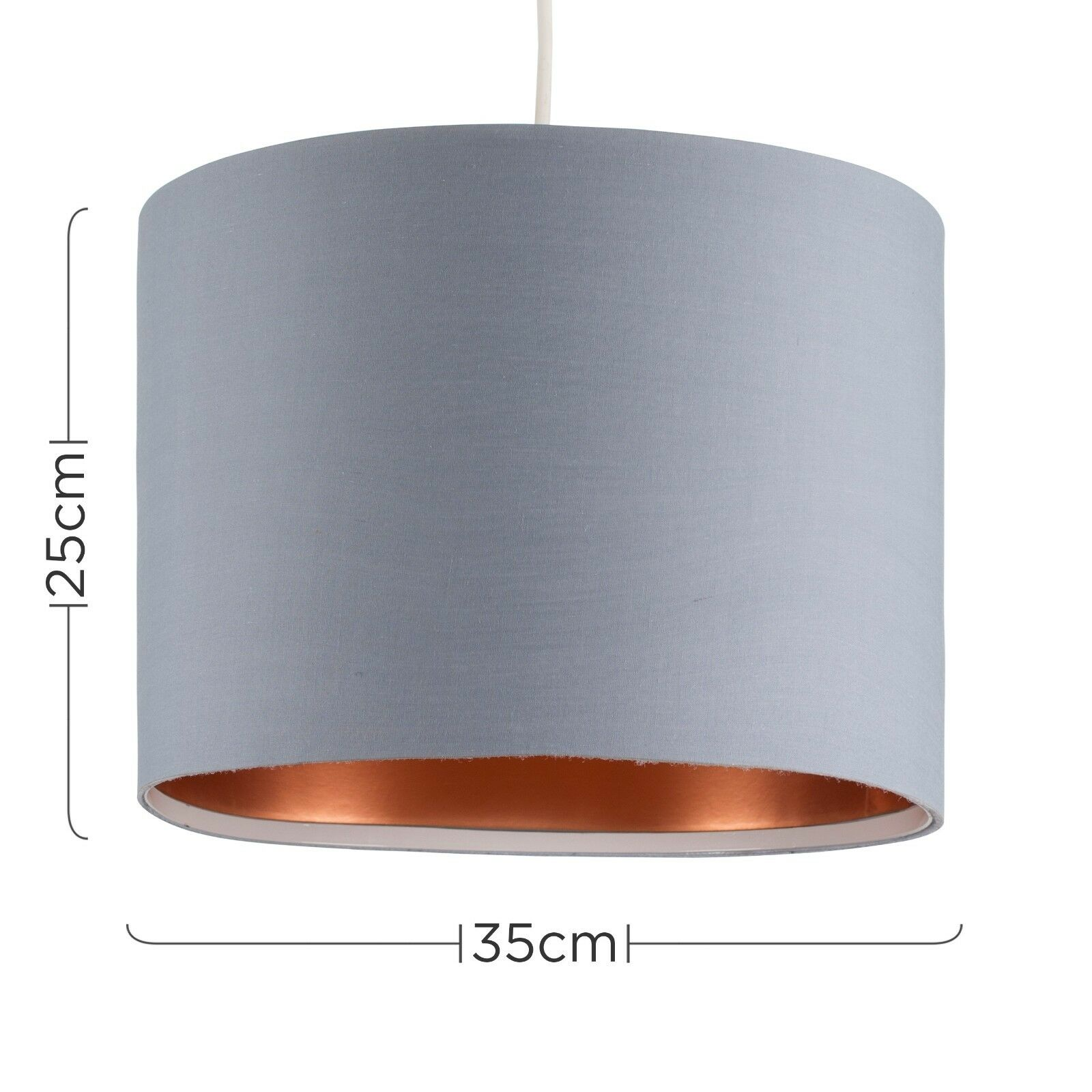 Tela-moderna-algodon-facil-ajuste-Techo-Colgante-Pantalla-De-Mesa-tonos-de-luz-de-tambor miniatura 134