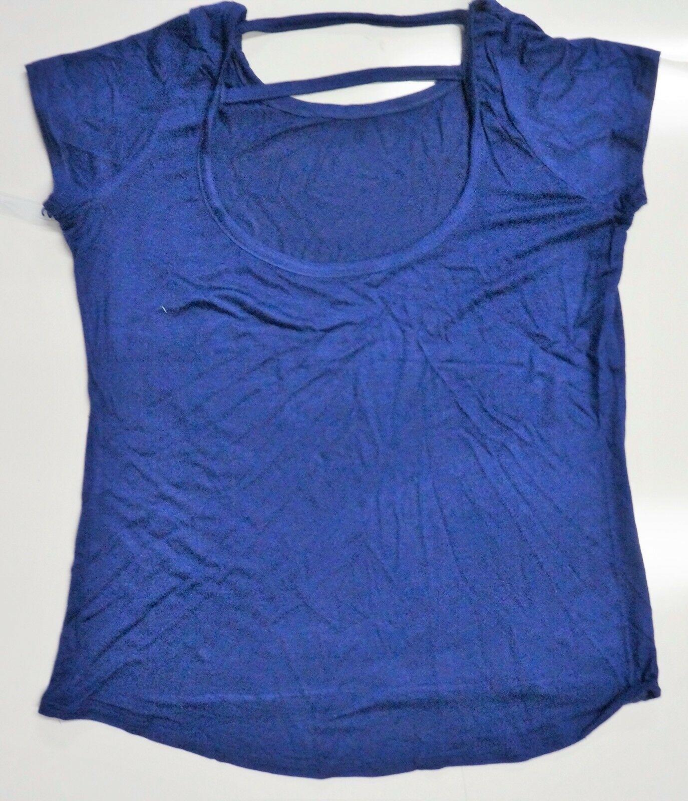 New-Cascade-Blue-Workout-Women-039-s-Tank-Tops miniature 7