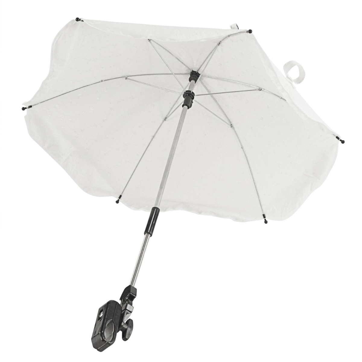 Broderie Anglaise Parasol Compatible with Jane Trider White