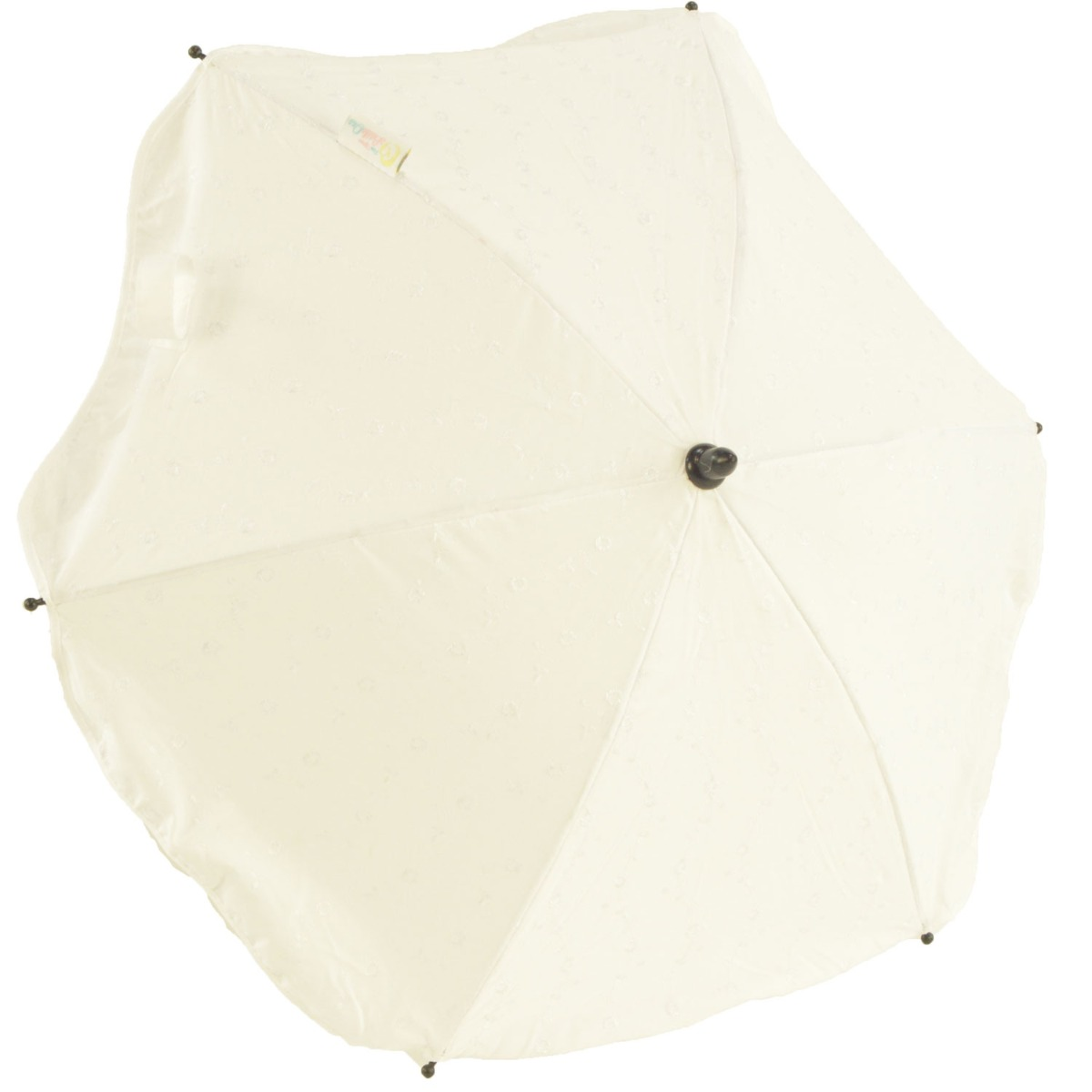 Broderie Anglaise Parasol Compatible with Silver Cross Wayfarer Cream