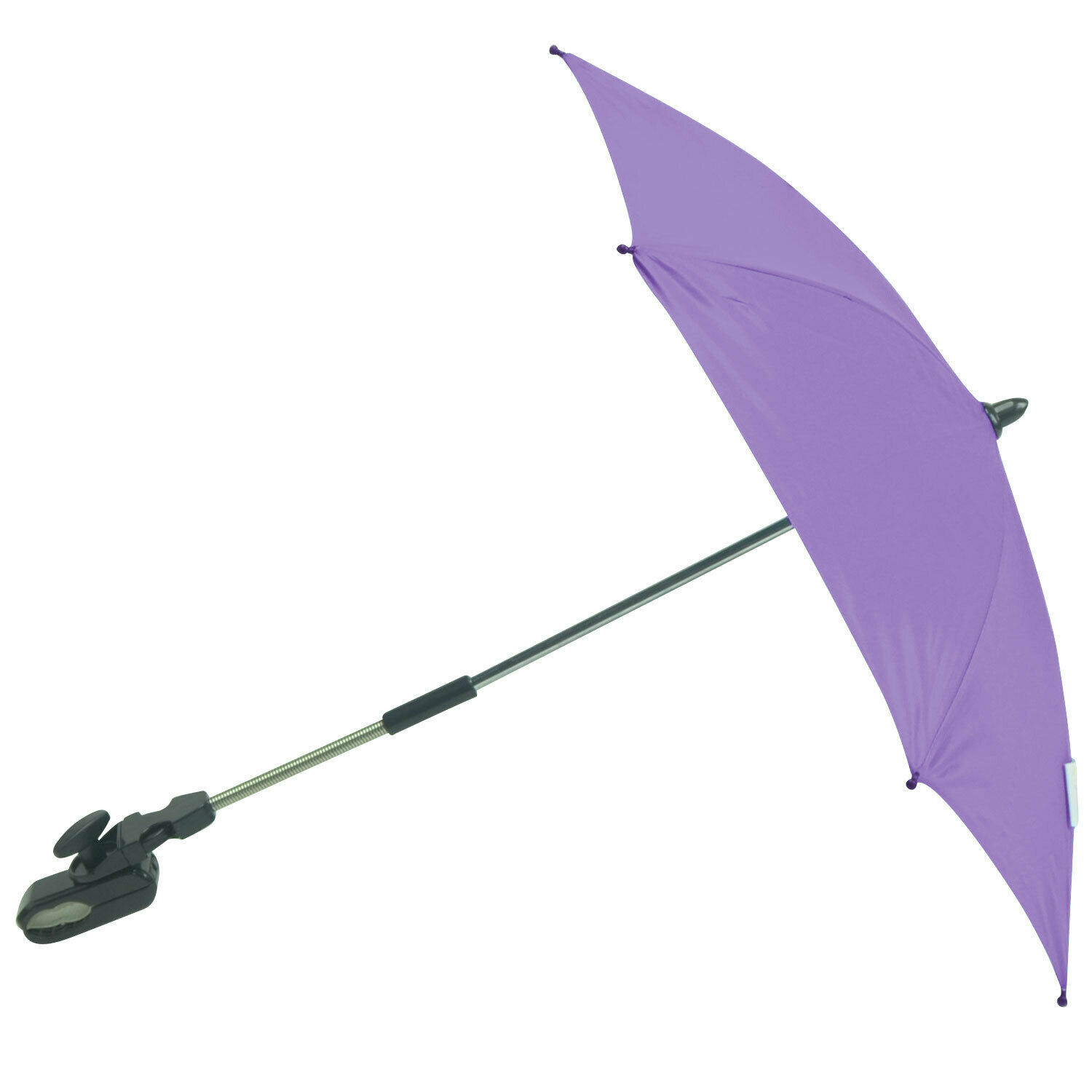 Grey For-Your-little-One Parasol Compatible with Teutonia Cosmo 10 Parasols