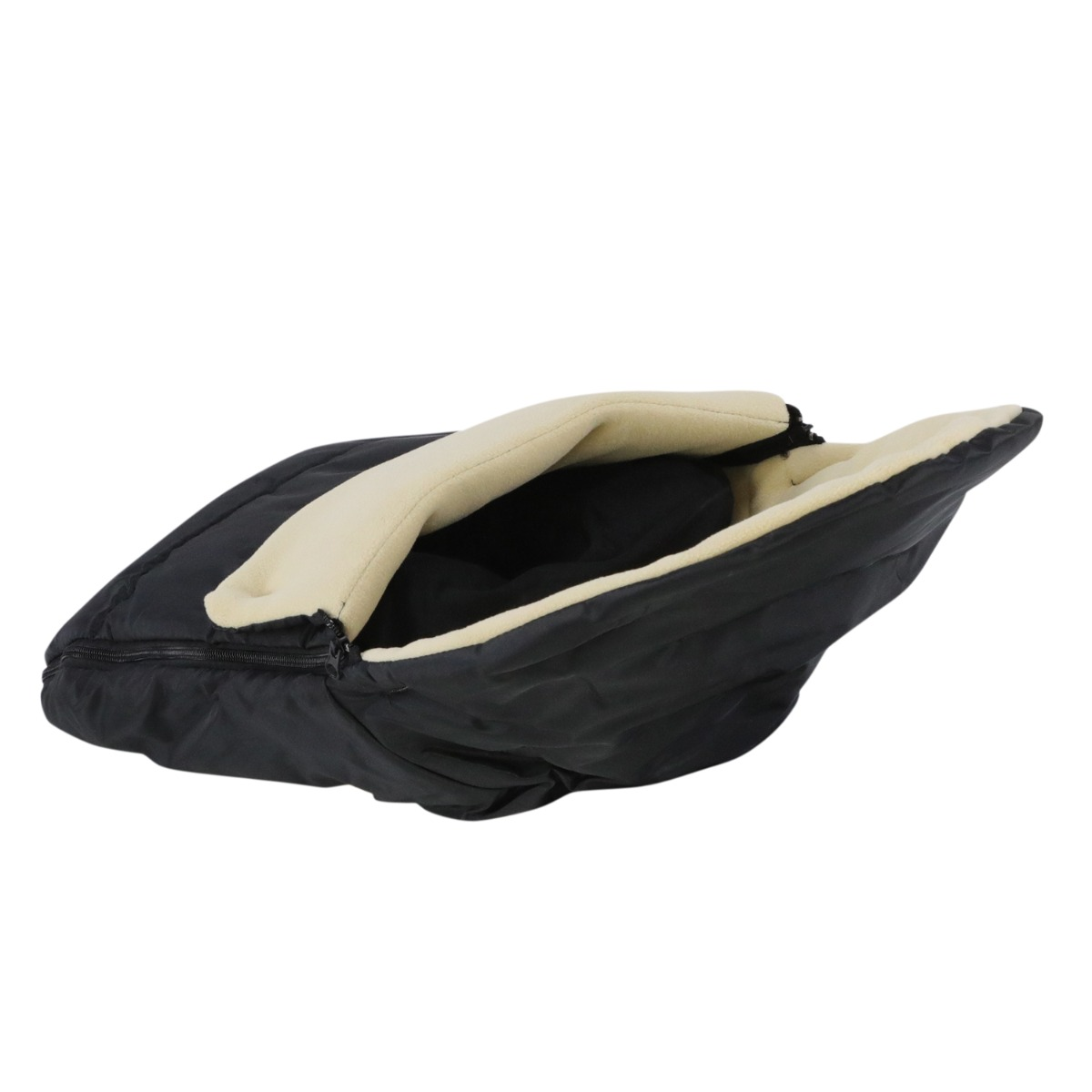 Footmuff Cosy Toes Compatible with Hauck Black