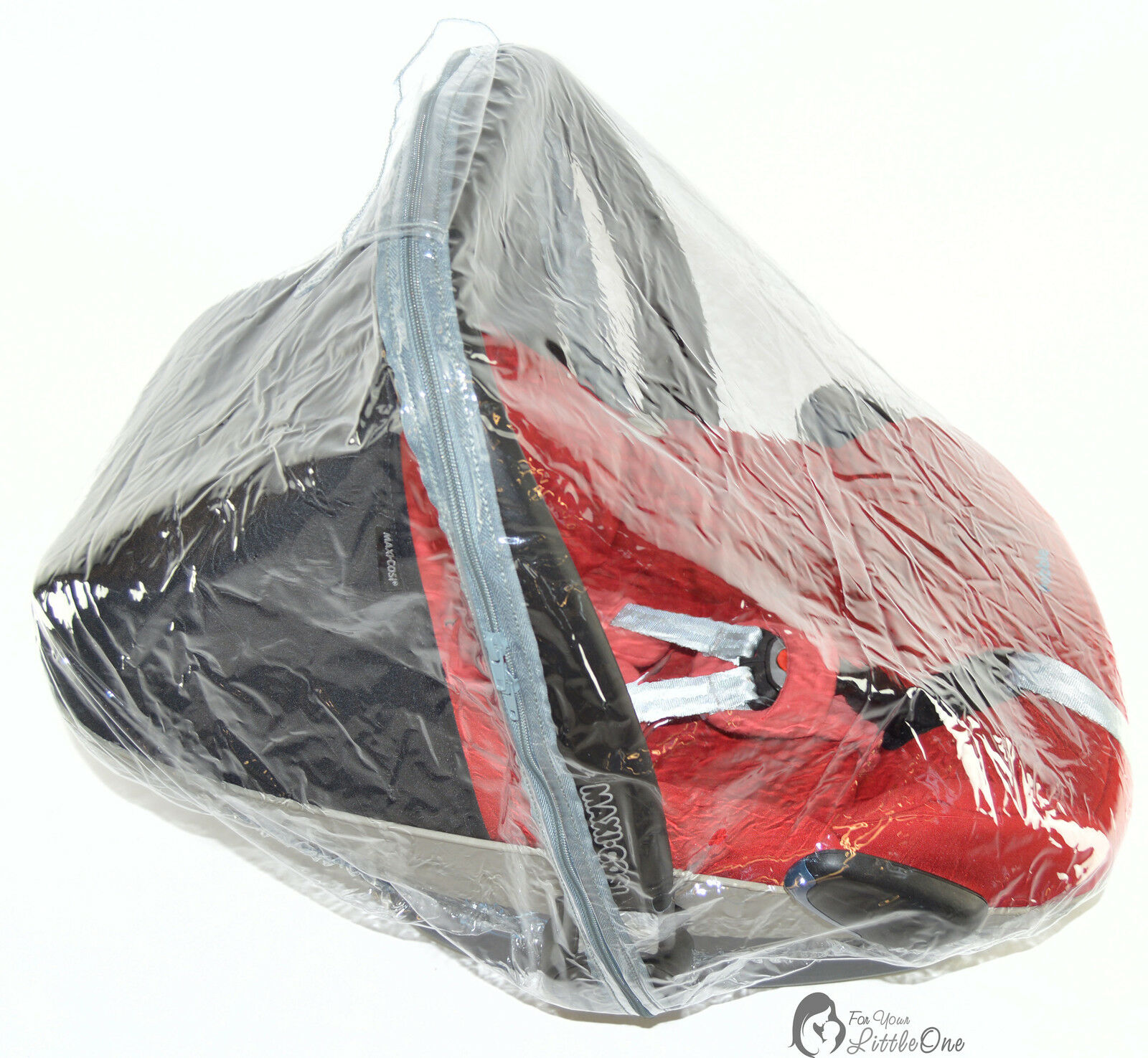 Universal-Raincover-For-Buggy-Pushchair-Car-Seat-Double-Buggy-Carrycot-Twin thumbnail 3