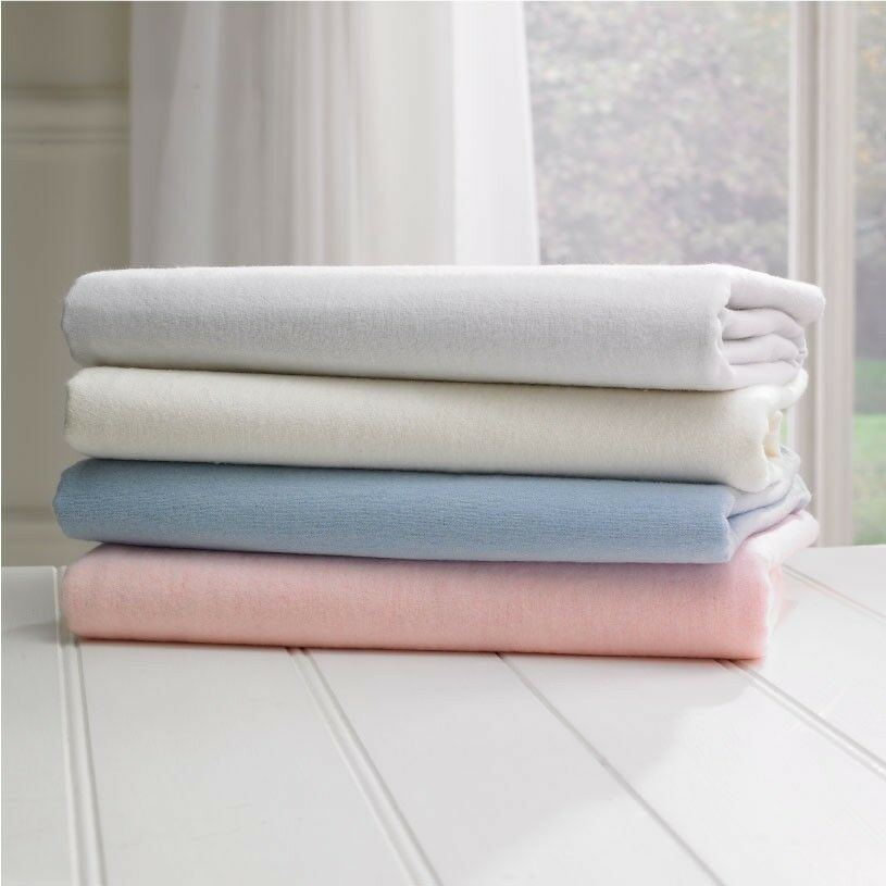 FYLO Crib Jersey Fitted Sheet 100/% Cotton 40x90cm 2X Blue