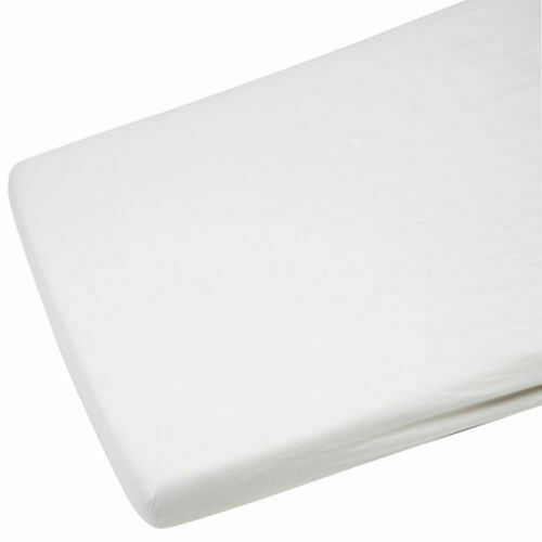Jersey-Fitted-Sheet-Cotton-Moses-Basket-Crib-Cot-Bed-Toddler-Travel-Next-2-Me thumbnail 10