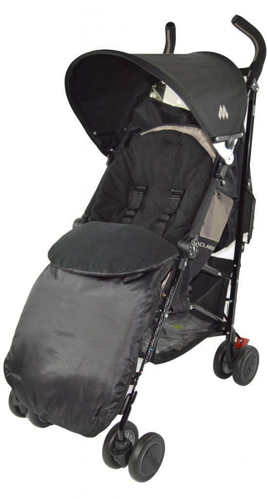 UNIVERSAL-FOOTMUFF-COSY-TOES-APRON-LINER-BUGGY-PRAM-STROLLER-BABY-TODDLER-NEW thumbnail 14