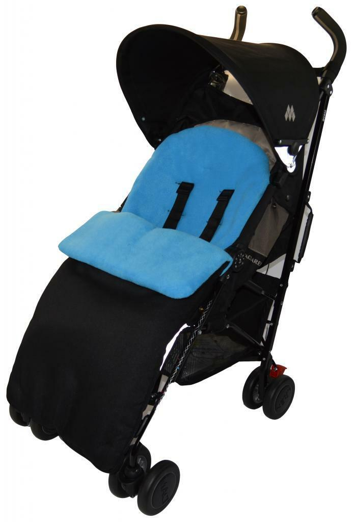 UNIVERSAL-FOOTMUFF-COSY-TOES-APRON-LINER-BUGGY-PRAM-STROLLER-BABY-TODDLER-NEW thumbnail 24