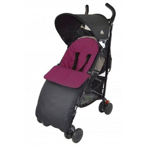 UNIVERSAL-FOOTMUFF-COSY-TOES-APRON-LINER-BUGGY-PRAM-STROLLER-BABY-TODDLER-NEW thumbnail 21