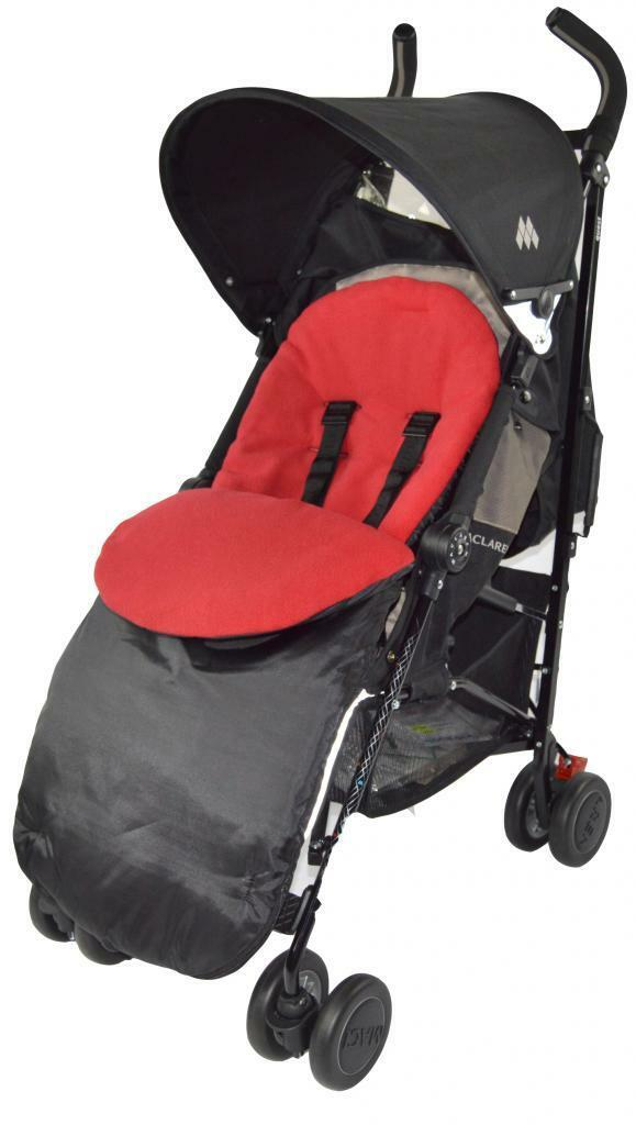 UNIVERSAL-FOOTMUFF-COSY-TOES-APRON-LINER-BUGGY-PRAM-STROLLER-BABY-TODDLER-NEW thumbnail 22