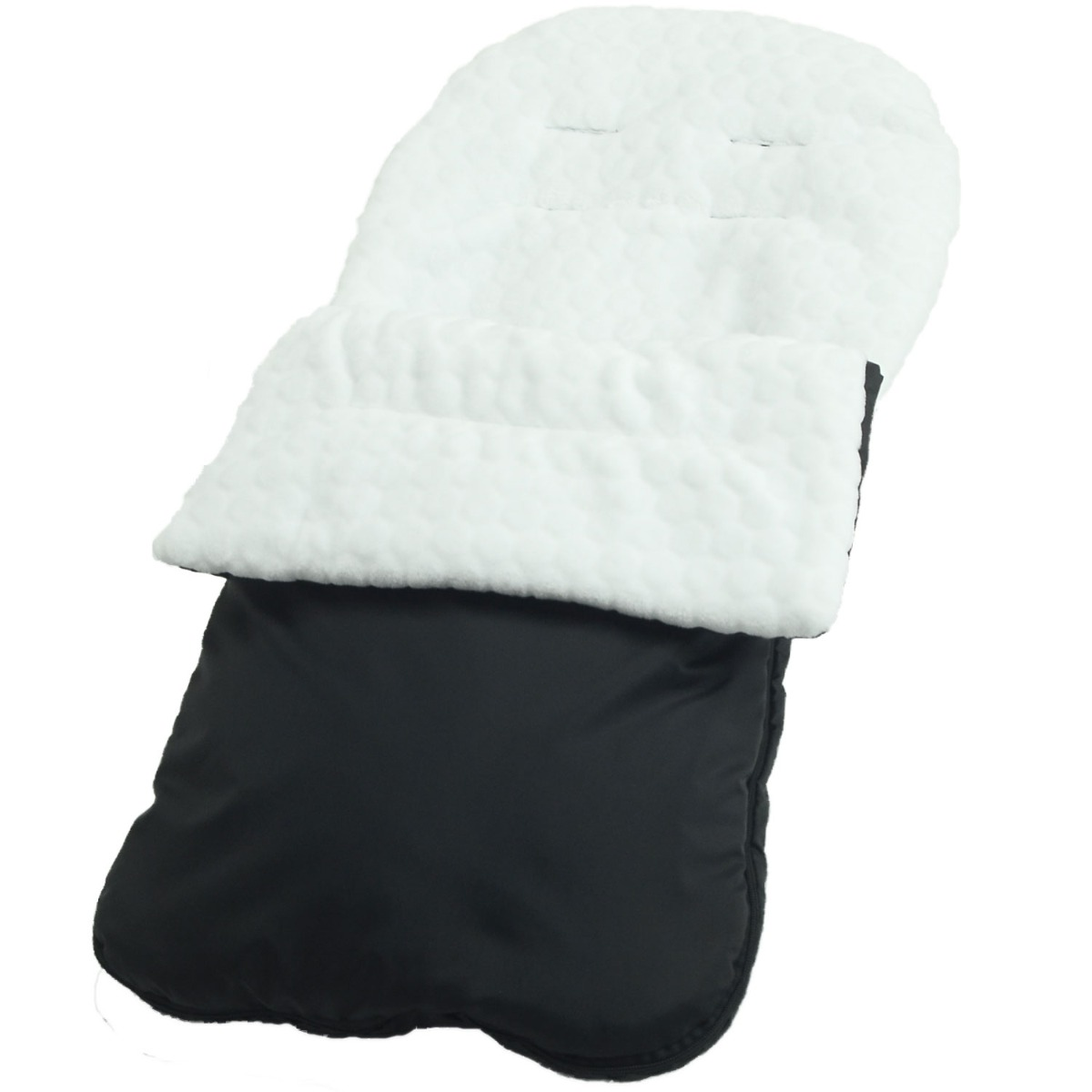 Marshmallow-Pushchair-Footmuff-Cosy-Toes-Compatible-with-Joie thumbnail 41