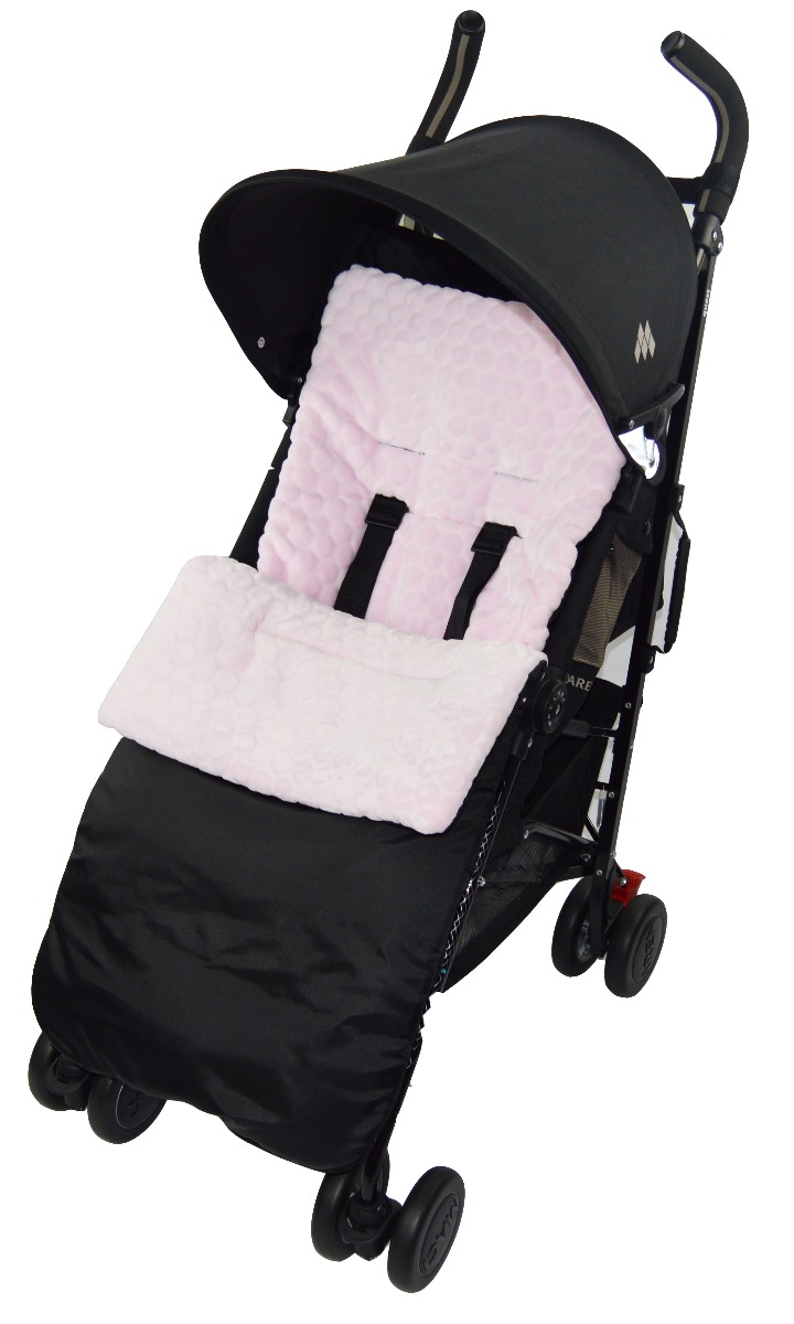 Marshmallow-Pushchair-Footmuff-Cosy-Toes-Compatible-with-Joie thumbnail 31