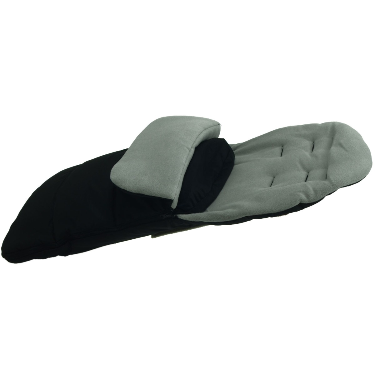 Premium-Pushchair-Footmuff-Cosy-Toes-Compatible-With-Silver-Cross thumbnail 20