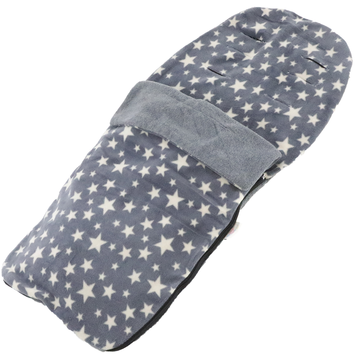 Grey Star Snuggle Summer Footmuff Compatible With Baby Jogger City Mini GT