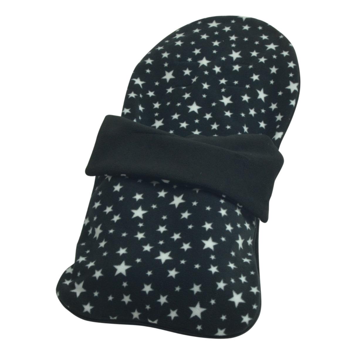 Snuggle Summer Footmuff Compatible With Mutsy Evo Grey Star