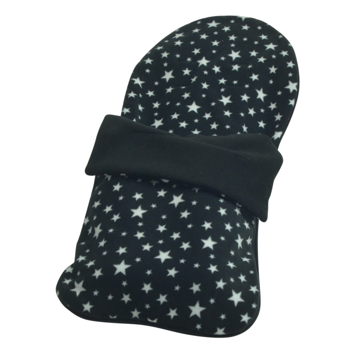 Snuggle Summer Footmuff Compatible with Uppababy Vista Grey Star