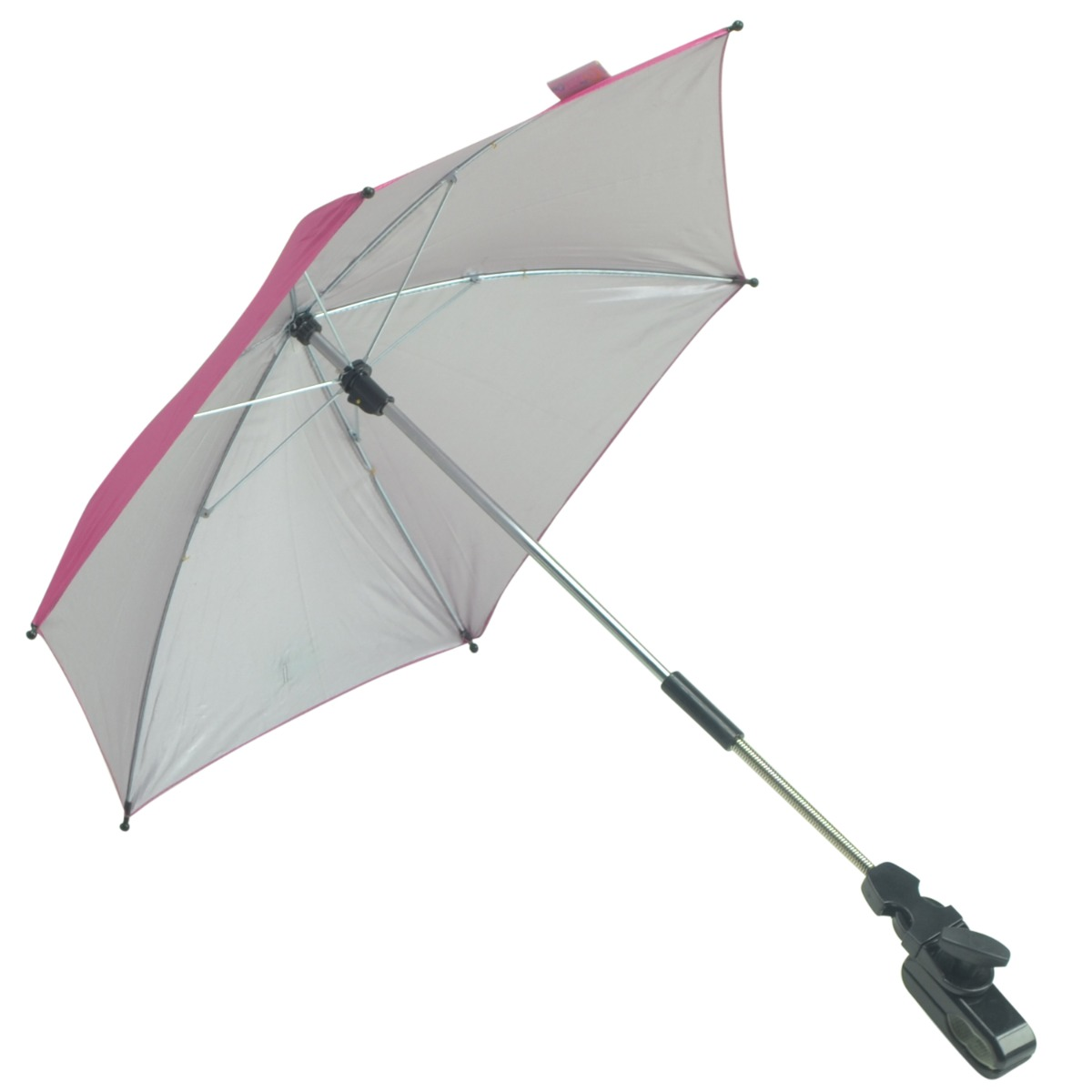 Baby-Parasol-Universal-Sun-Umbrella-Shade-Maker-Canopy-For-Pushchair-Pram-Buggy thumbnail 41