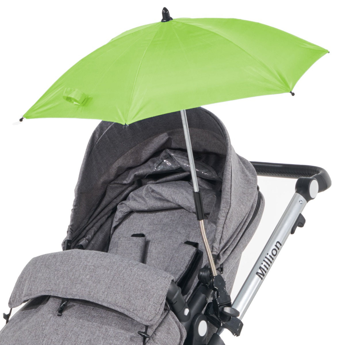 Baby-Parasol-Universal-Sun-Umbrella-Shade-Maker-Canopy-For-Pushchair-Pram-Buggy thumbnail 58