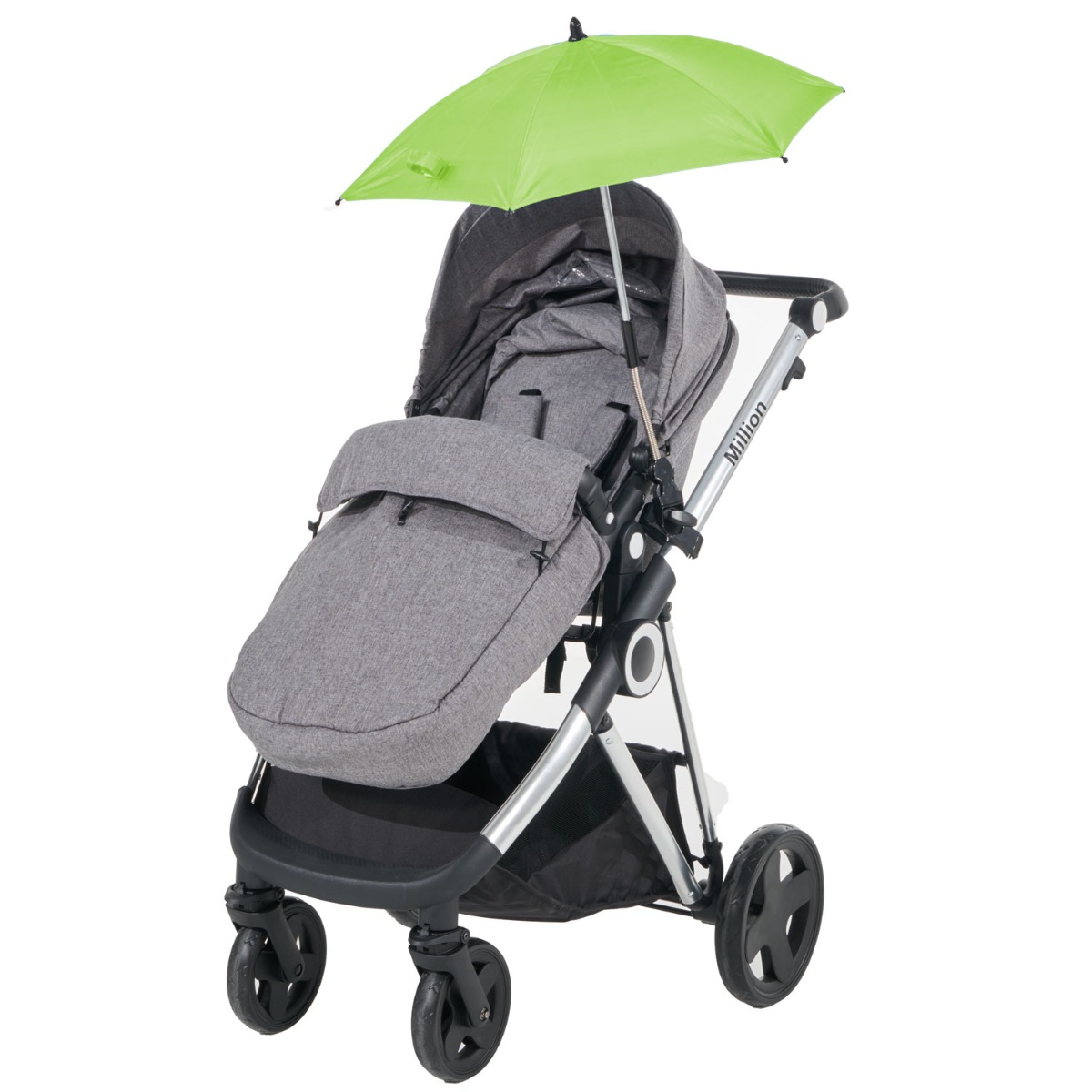 Baby-Parasol-Universal-Sun-Umbrella-Shade-Maker-Canopy-For-Pushchair-Pram-Buggy thumbnail 57