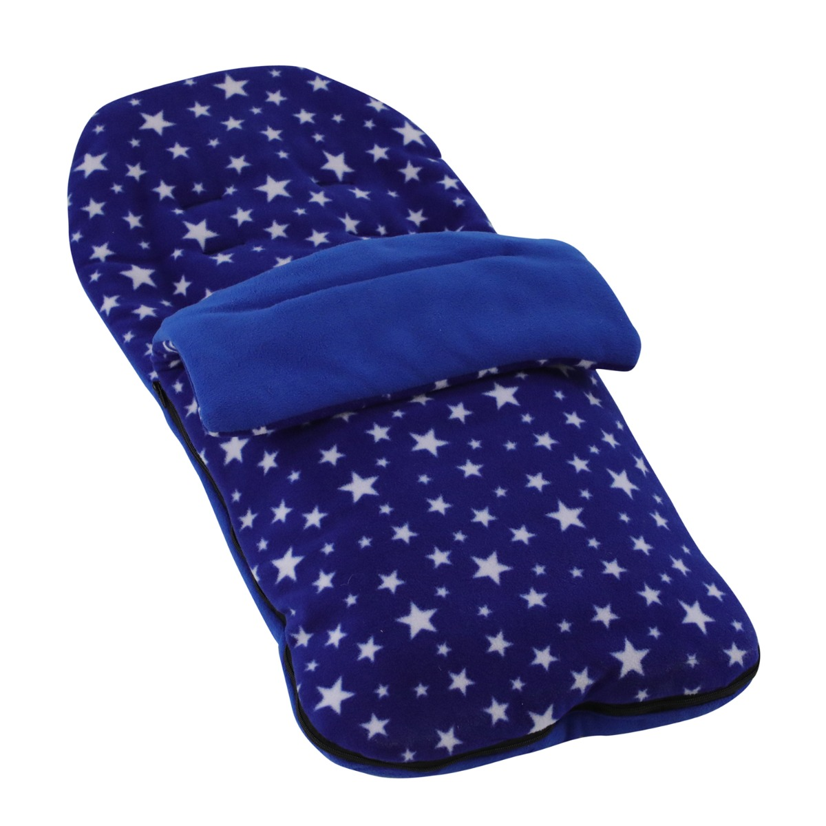 Universal-Fleece-Pushchair-Footmuff-Cosy-Toes-Fits-All-Pushchairs-Prams thumbnail 8