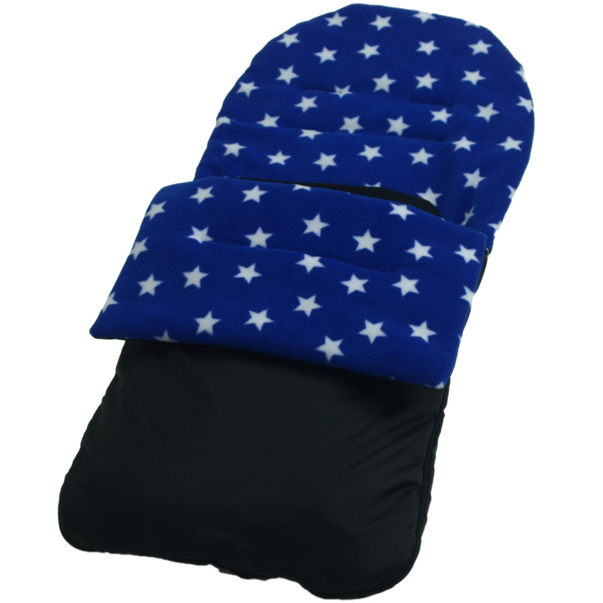 Universal-Fleece-Pushchair-Footmuff-Cosy-Toes-Fits-All-Pushchairs-Prams thumbnail 20