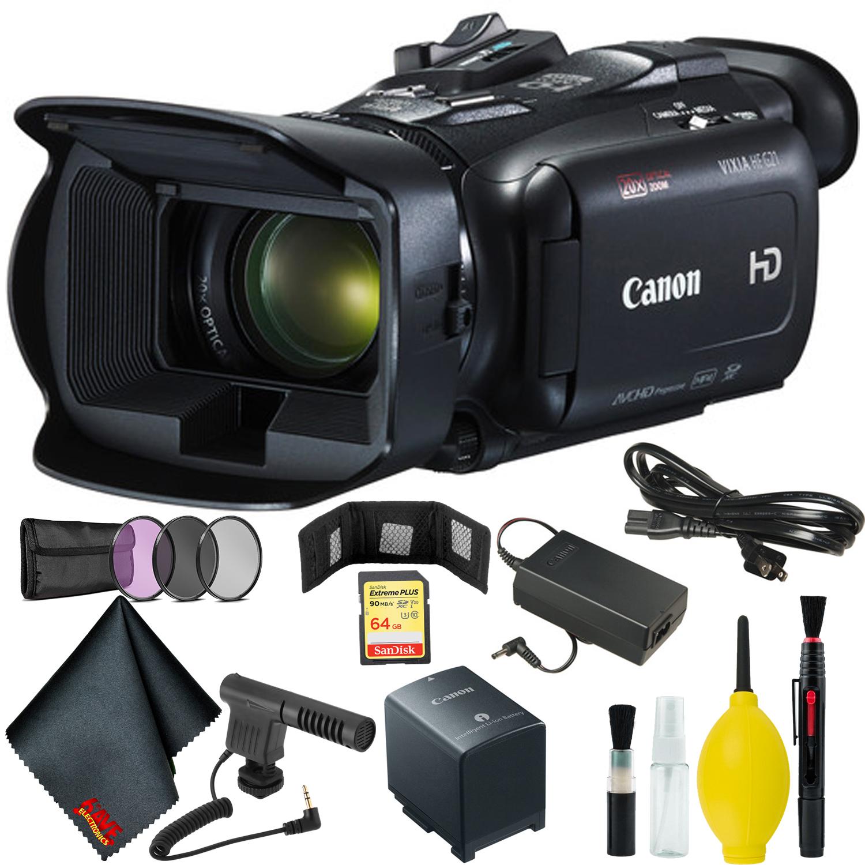 Canon VIXIA HF G21 - HD Camcorder Reviews