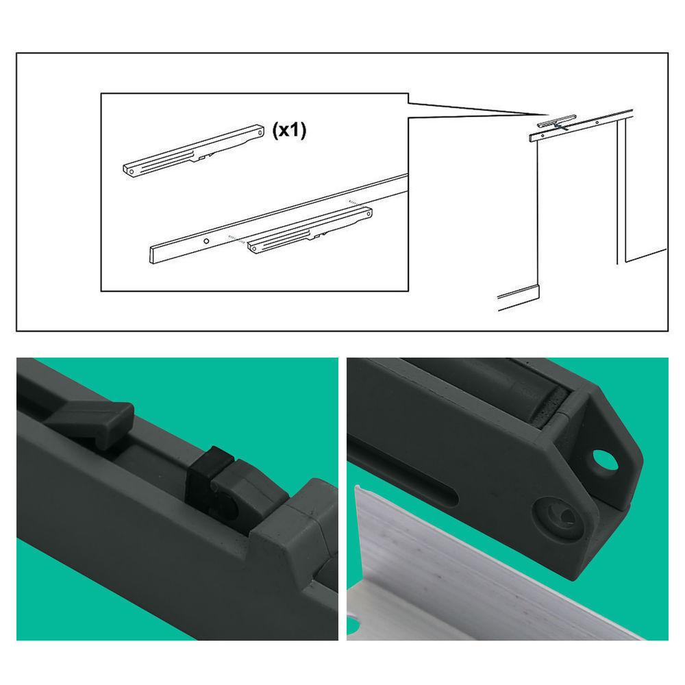 1-83-2-2-4-3-3-6-4M-Antique-Classic-Sliding-Barn-Door-Hardware-Track-Roller-Kit thumbnail 96