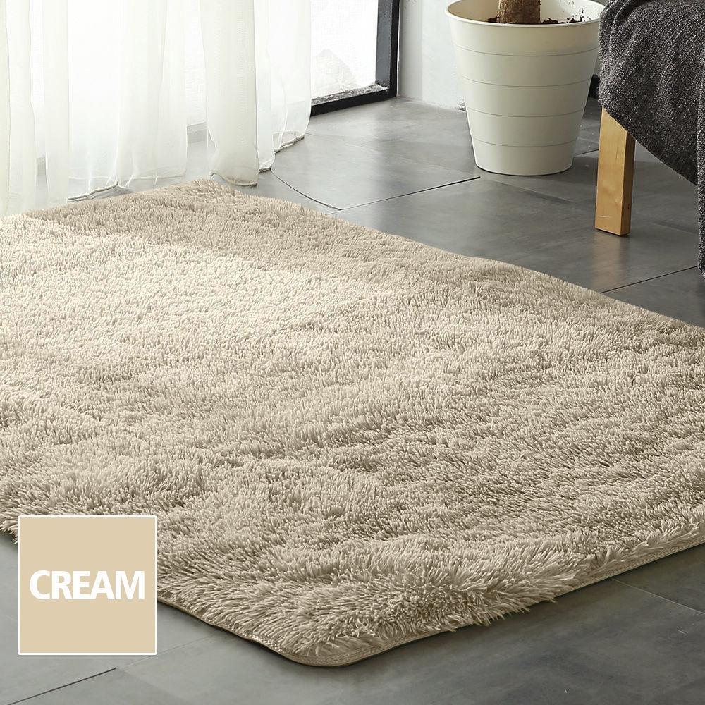 Floor-Rug-Shaggy-Carpet-Area-Rugs-Living-Room-Mat-Bedroom-Soft-Mats-Extra-Large thumbnail 31