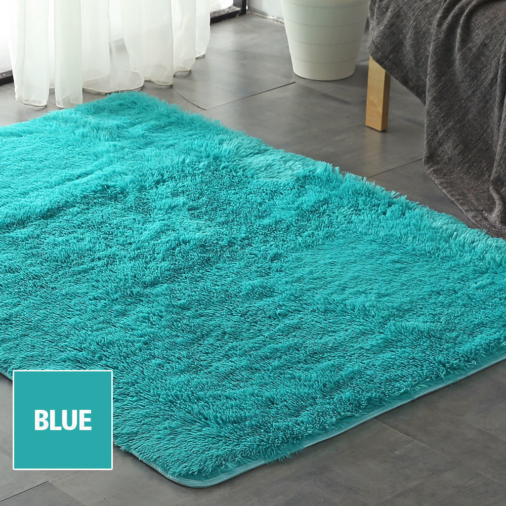 Floor-Rug-Shaggy-Carpet-Area-Rugs-Living-Room-Mat-Bedroom-Soft-Mats-Extra-Large thumbnail 32