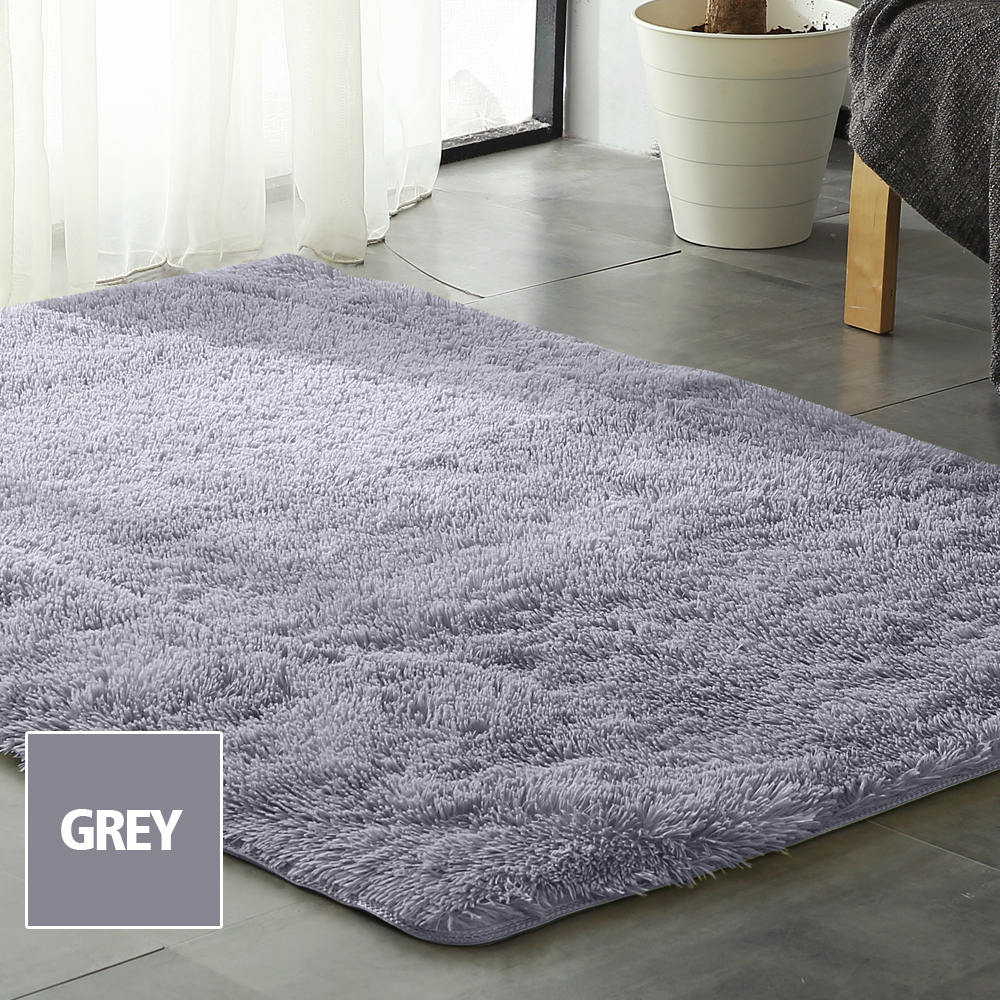 Floor-Rug-Shaggy-Carpet-Area-Rugs-Living-Room-Mat-Bedroom-Soft-Mats-Extra-Large thumbnail 65