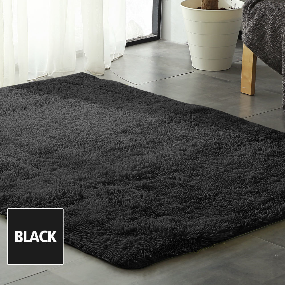 Floor-Rug-Shaggy-Carpet-Area-Rugs-Living-Room-Mat-Bedroom-Soft-Mats-Extra-Large thumbnail 66