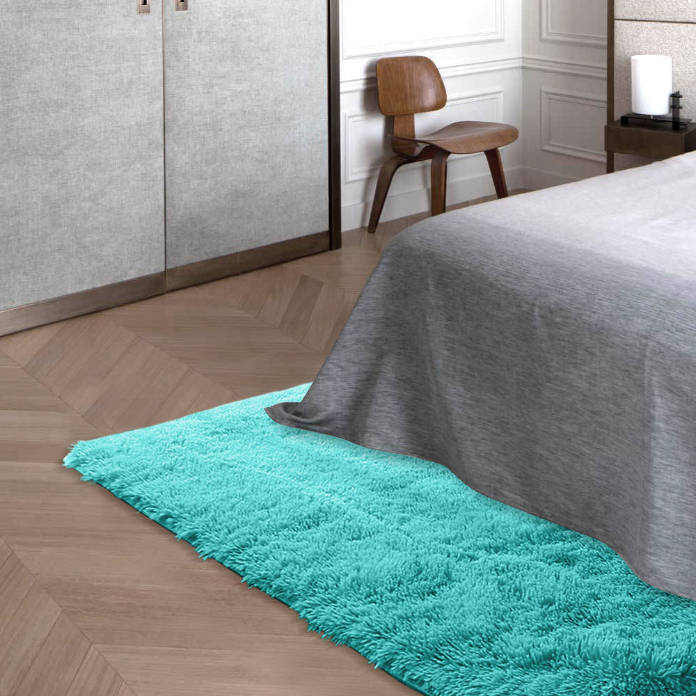 Floor-Rug-Shaggy-Carpet-Area-Rugs-Living-Room-Mat-Bedroom-Soft-Mats-Extra-Large thumbnail 64