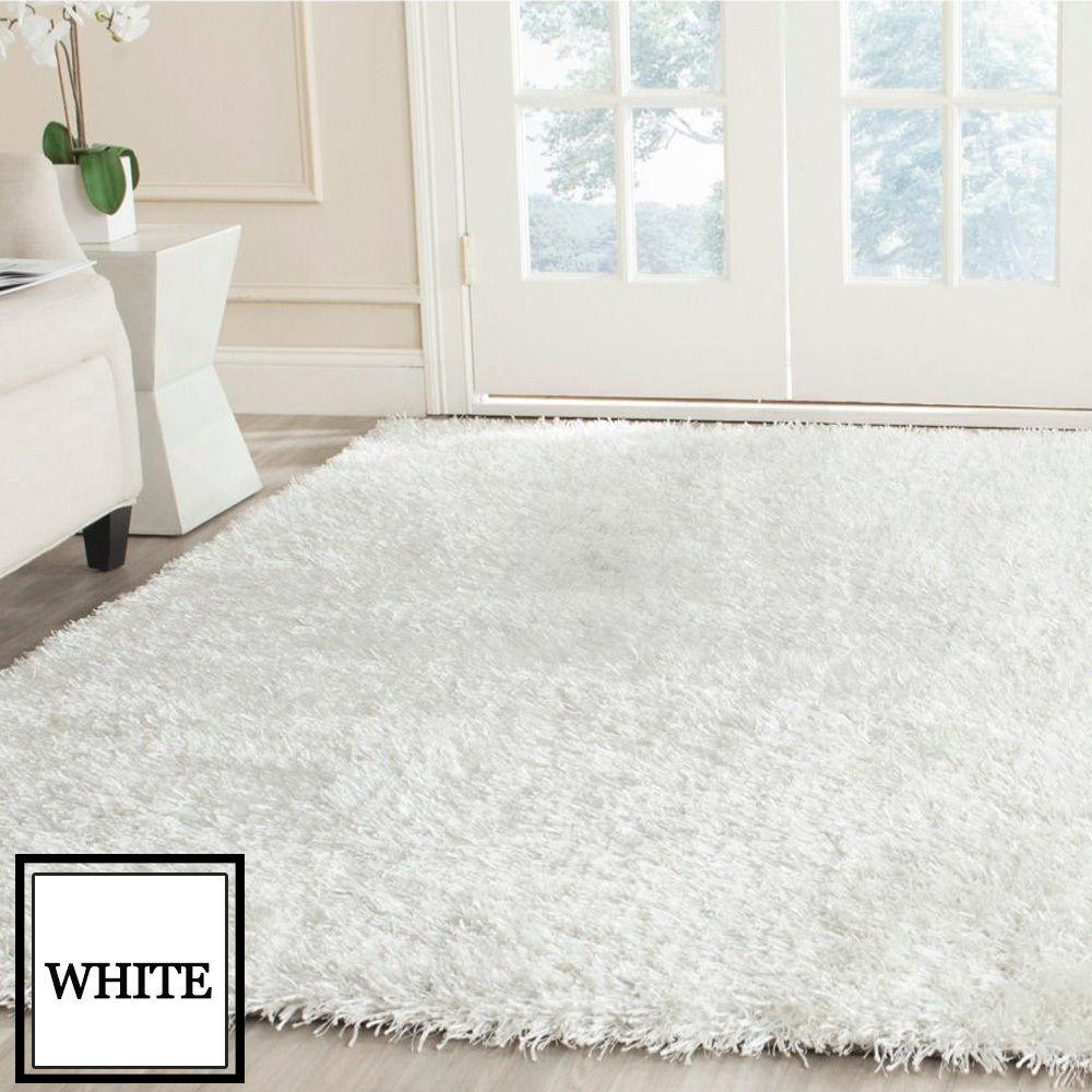 Floor-Rug-Shaggy-Carpet-Area-Rugs-Living-Room-Mat-Bedroom-Soft-Mats-Extra-Large thumbnail 69