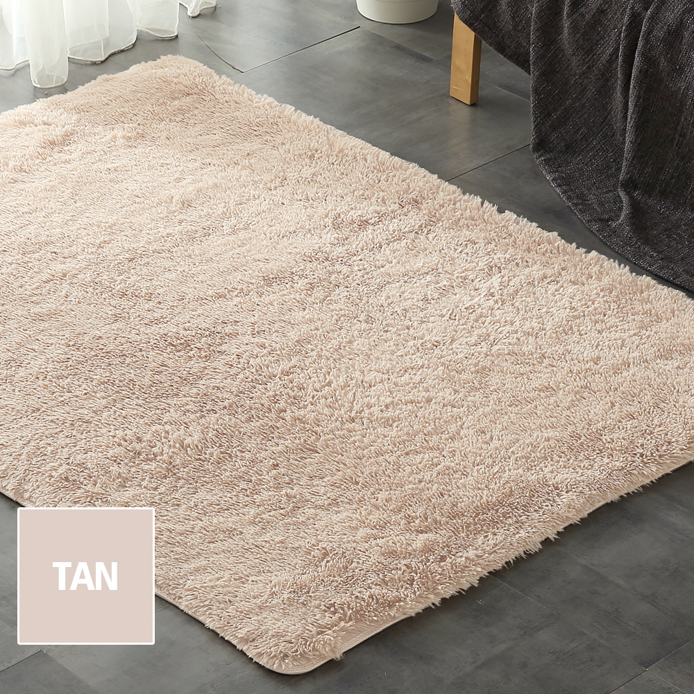Floor-Rug-Shaggy-Carpet-Area-Rugs-Living-Room-Mat-Bedroom-Soft-Mats-Extra-Large thumbnail 78