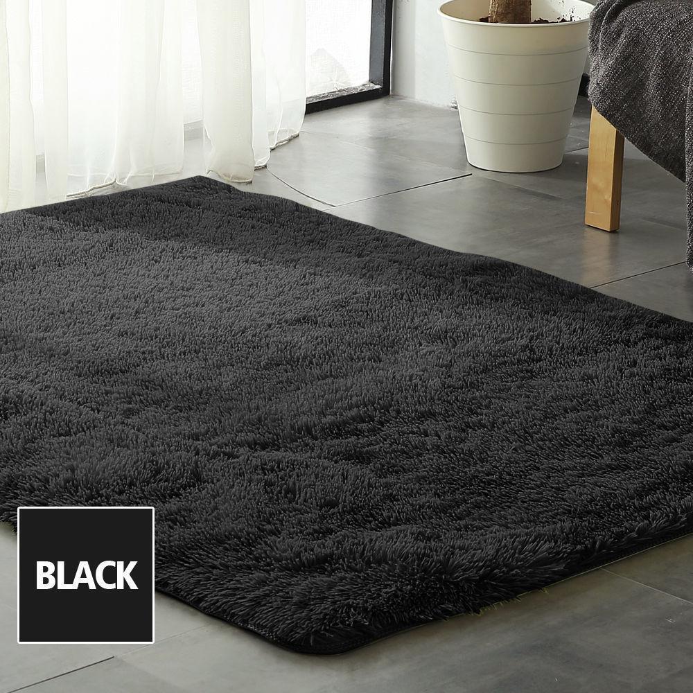 Floor-Rug-Shaggy-Carpet-Area-Rugs-Living-Room-Mat-Bedroom-Soft-Mats-Extra-Large thumbnail 97