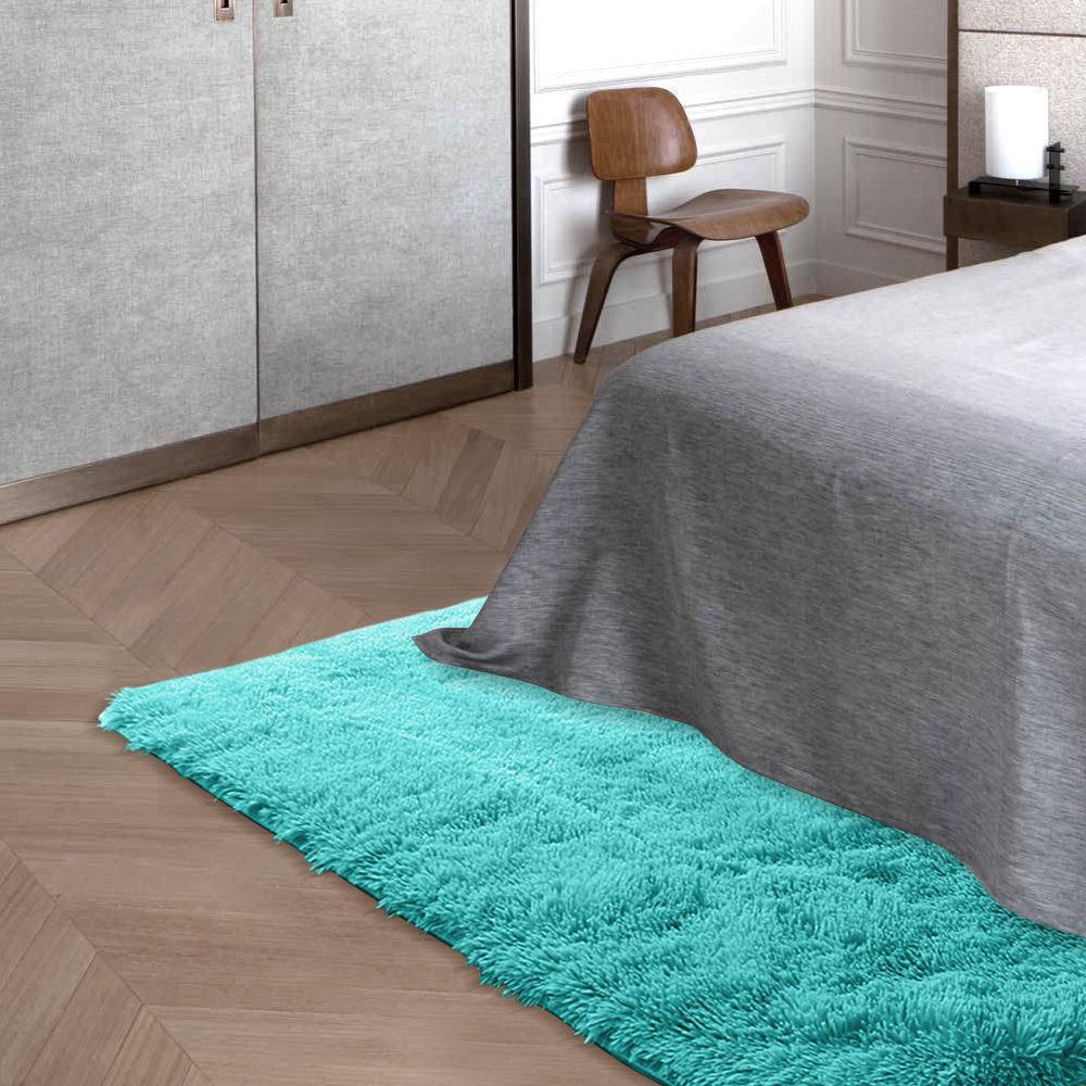 Floor-Rug-Shaggy-Carpet-Area-Rugs-Living-Room-Mat-Bedroom-Soft-Mats-Extra-Large thumbnail 106