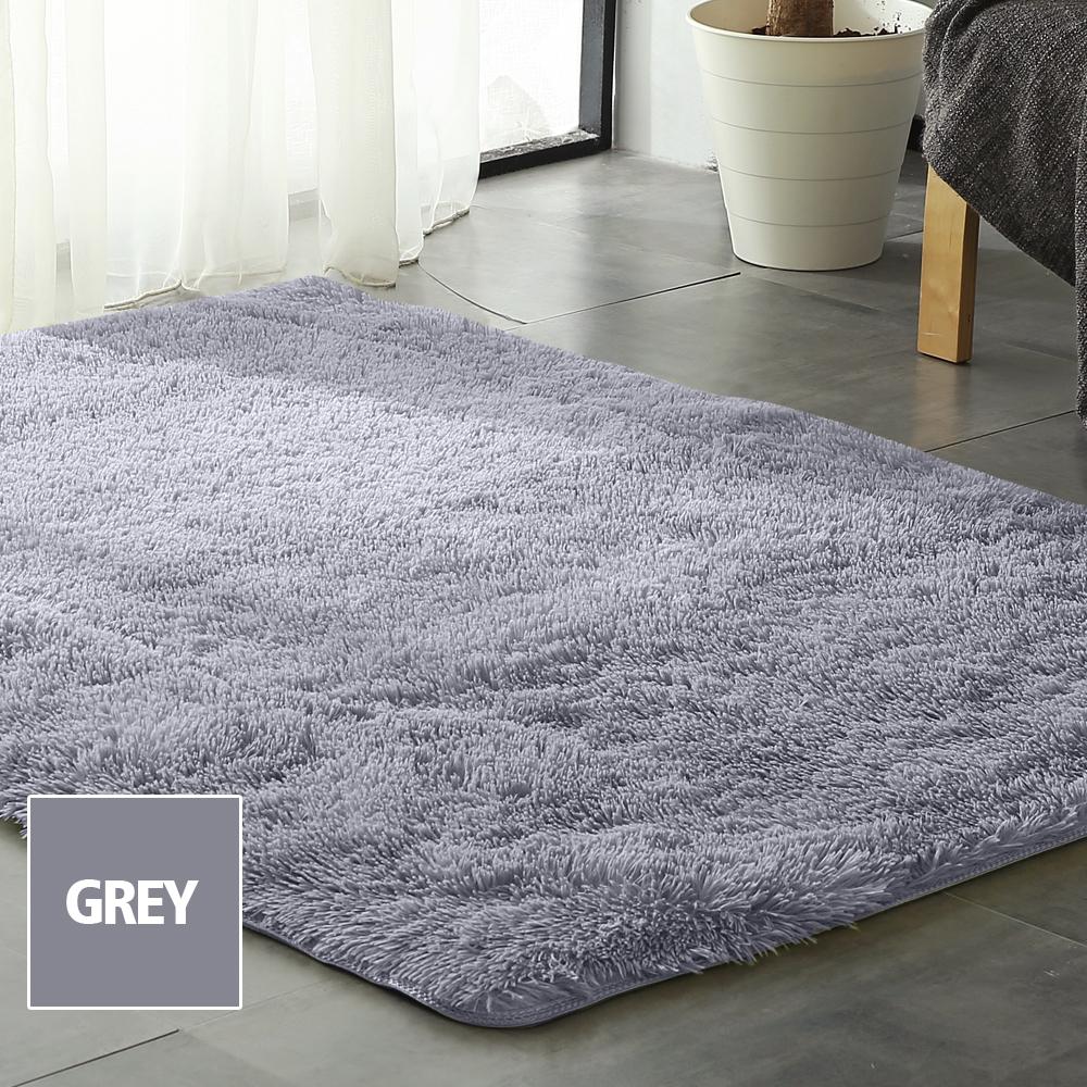 Floor-Rug-Shaggy-Carpet-Area-Rugs-Living-Room-Mat-Bedroom-Soft-Mats-Extra-Large thumbnail 132