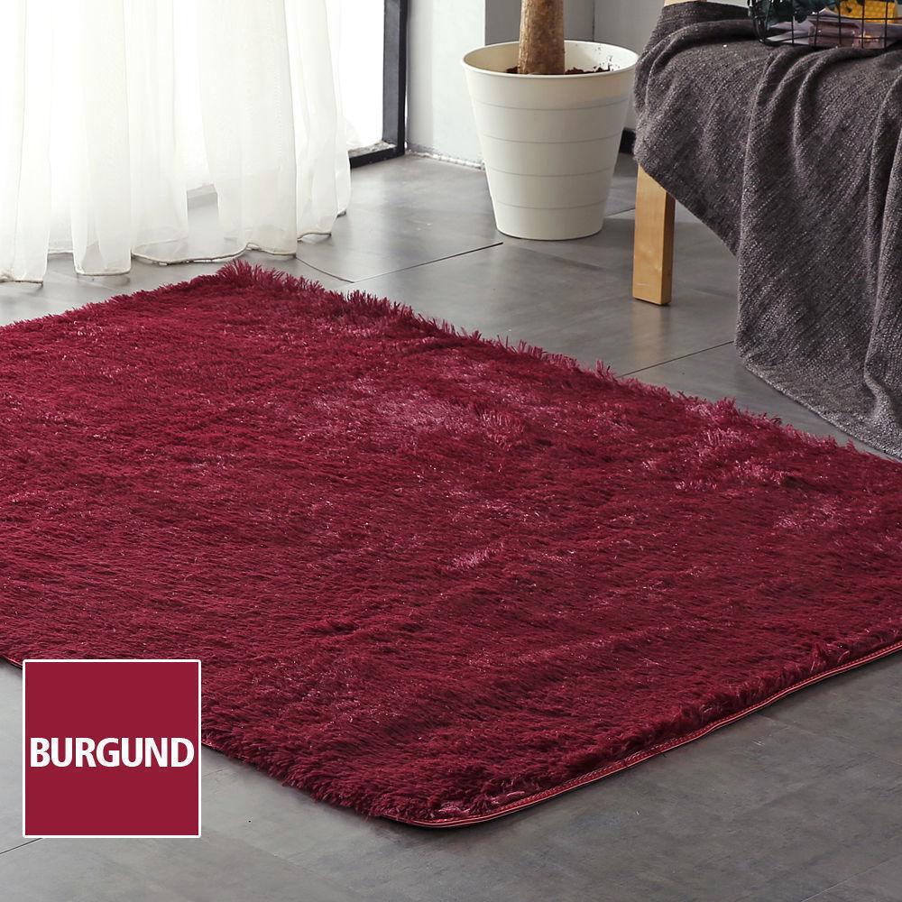 Floor-Rug-Shaggy-Carpet-Area-Rugs-Living-Room-Mat-Bedroom-Soft-Mats-Extra-Large thumbnail 133