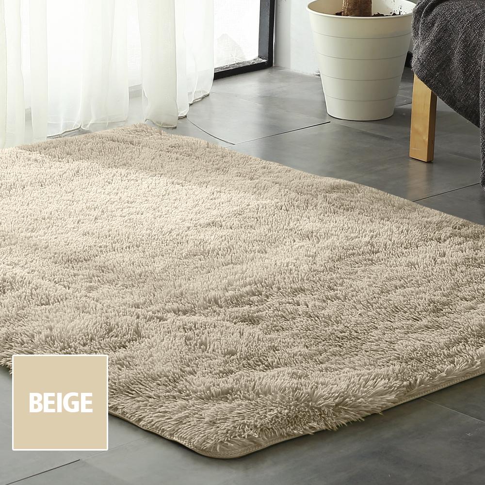 Floor-Rug-Shaggy-Carpet-Area-Rugs-Living-Room-Mat-Bedroom-Soft-Mats-Extra-Large thumbnail 130