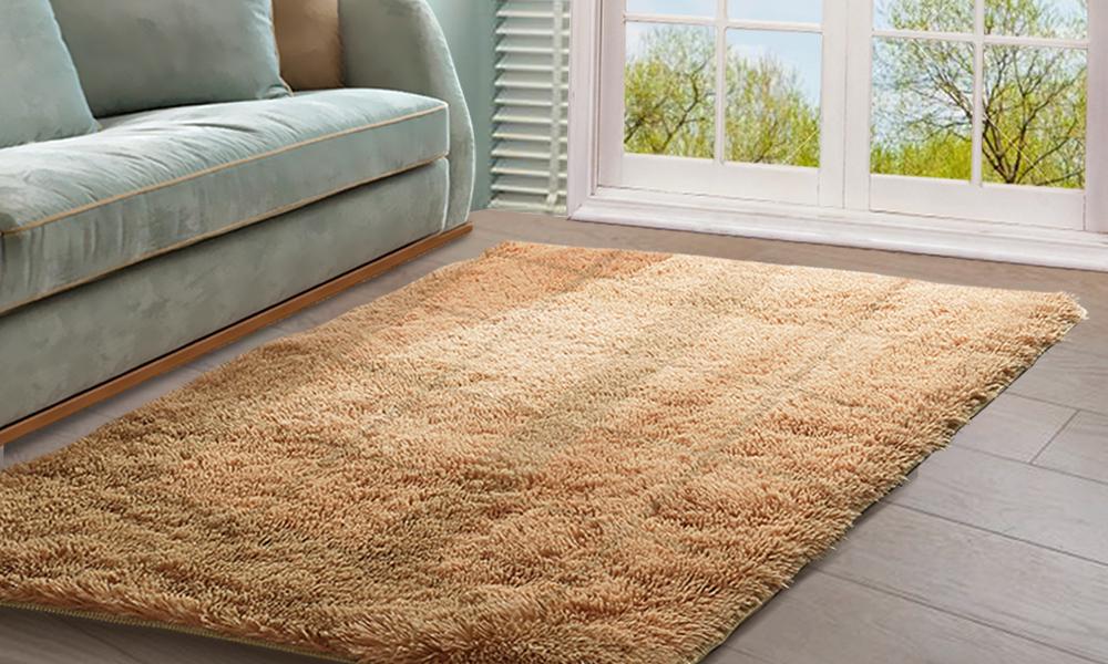 Floor-Rug-Shaggy-Carpet-Area-Rugs-Living-Room-Mat-Bedroom-Soft-Mats-Extra-Large thumbnail 124