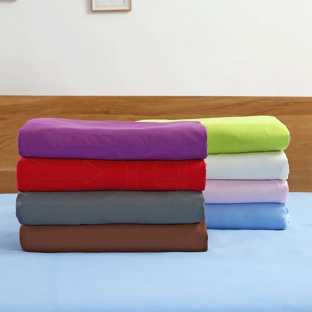 King-Single-Double-Queen-King-Ultra-SOFT-2-3-Pcs-FITTED-Sheet-Set-Bed-New thumbnail 134