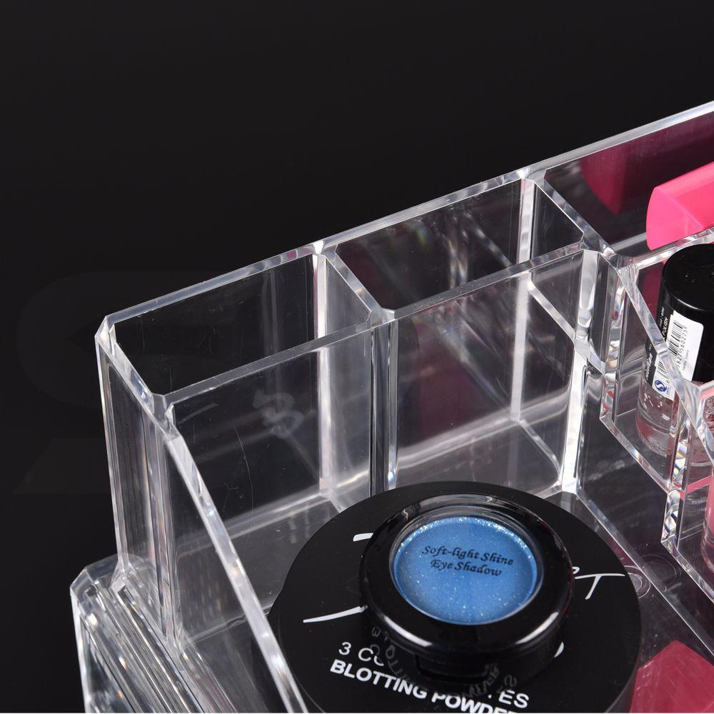 Cosmetic-7-8-9-10-11-Drawer-Makeup-Organizer-Storage-Jewellery-Box-Acrylic thumbnail 19